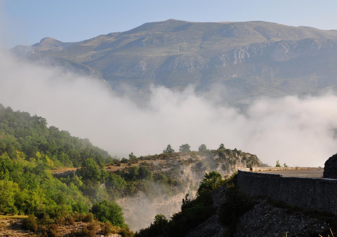 Gorges du Verdon - Alpes de Haute Provence - Juillet 2015