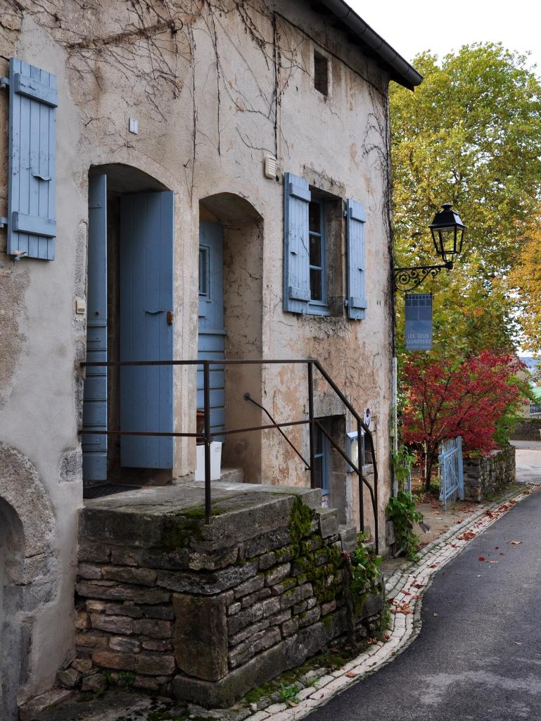 Château-Châlon - Jura - Octobre 2016