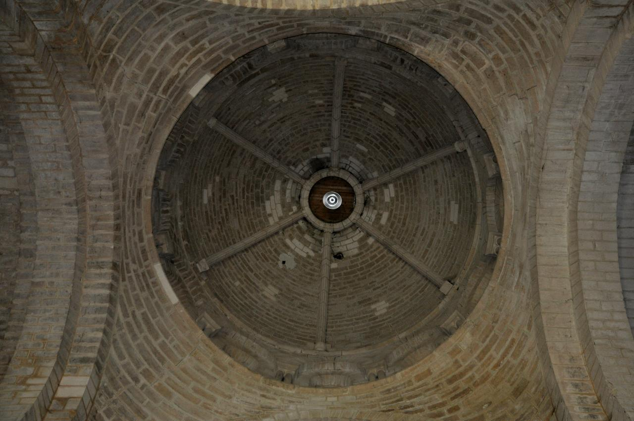 Architecture religieuse en Charente - Avril 2013