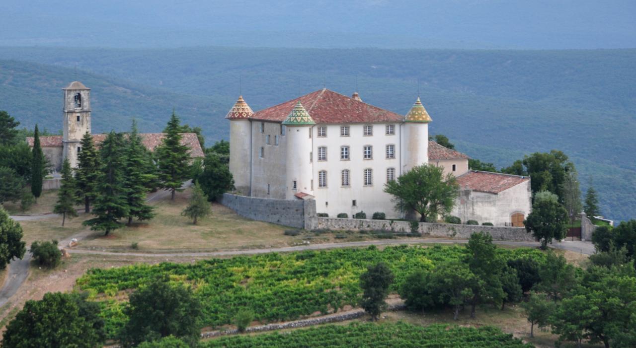 Château d'Aiguines - Var - Juillet 2015