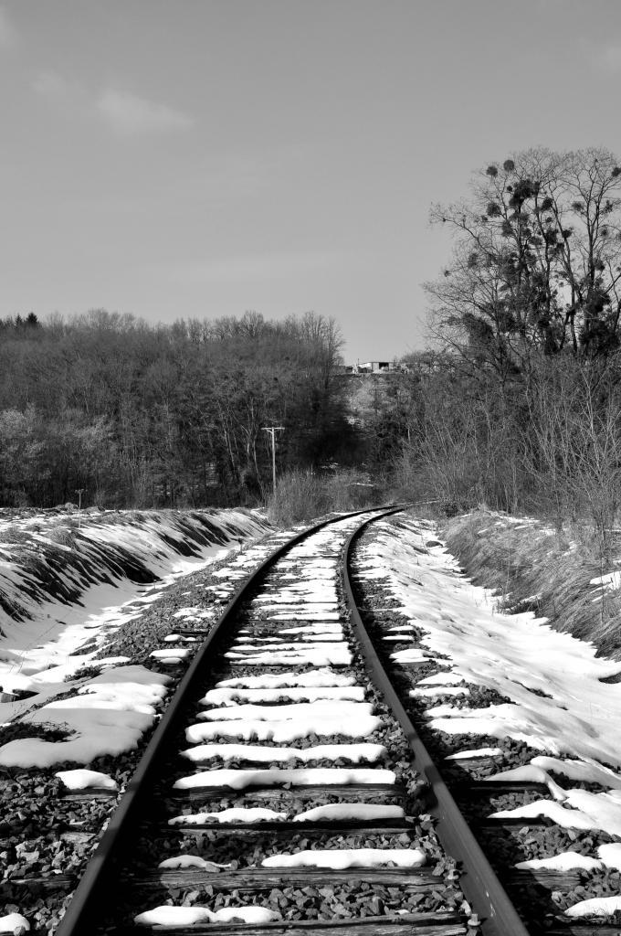 Mathay - Doubs - Février 2013