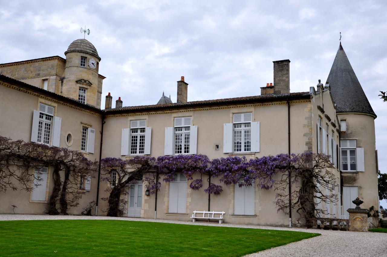 Château Lafite Rotschild - Gironde - Avril 2013