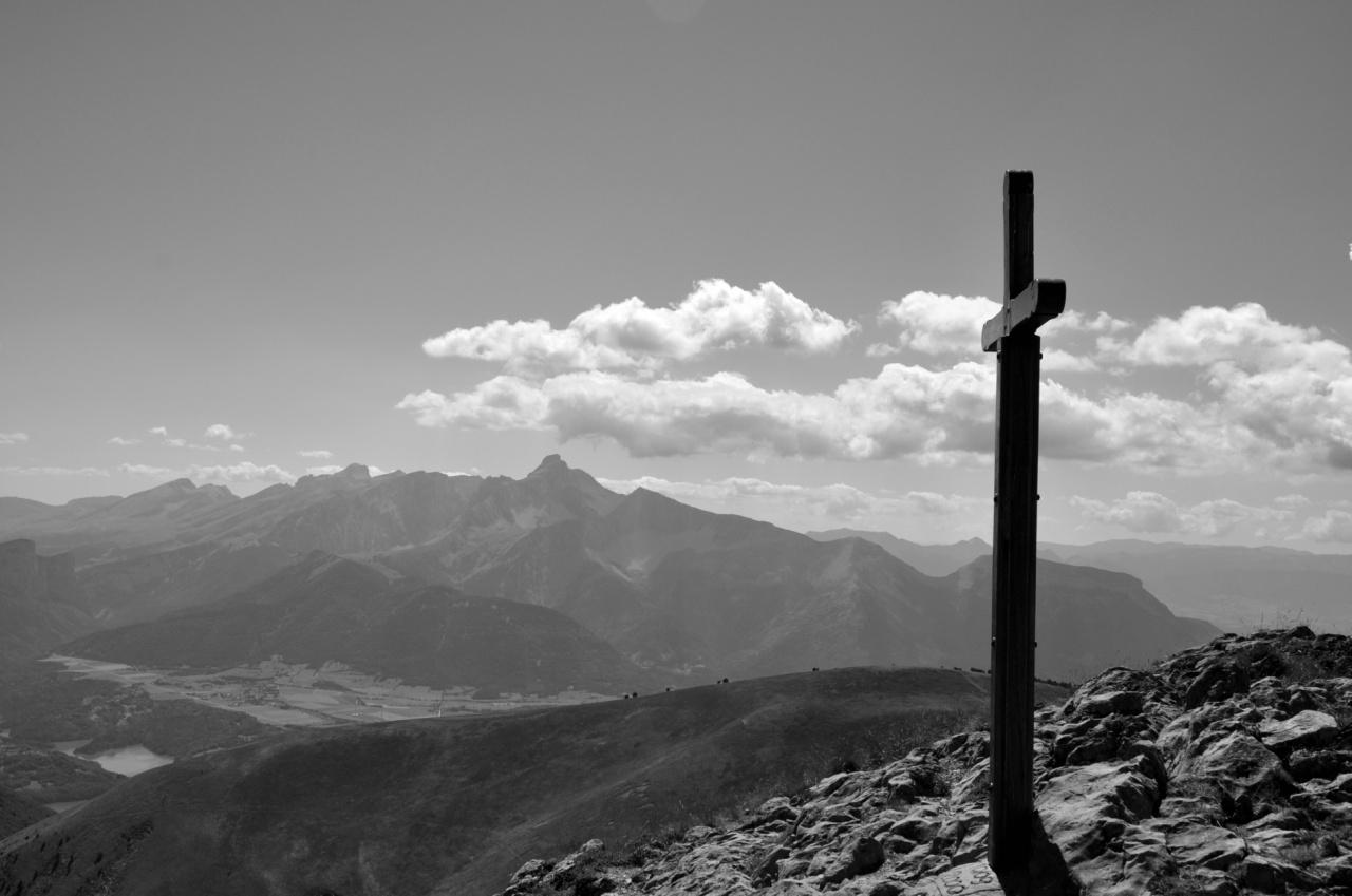 Le Mont Gargas - Isère - Août 2011