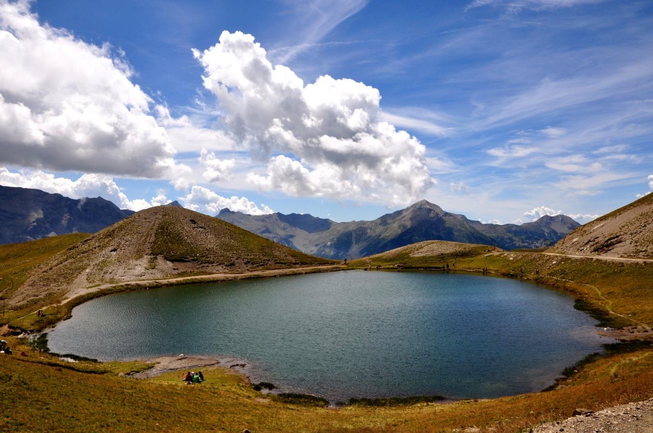 Lac des Sirènes - Hautes Alpes - Août 2011