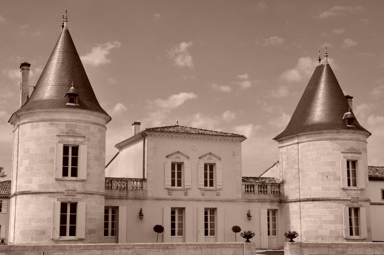 Château Lilian Ladouys - Gironde - Avril 2013