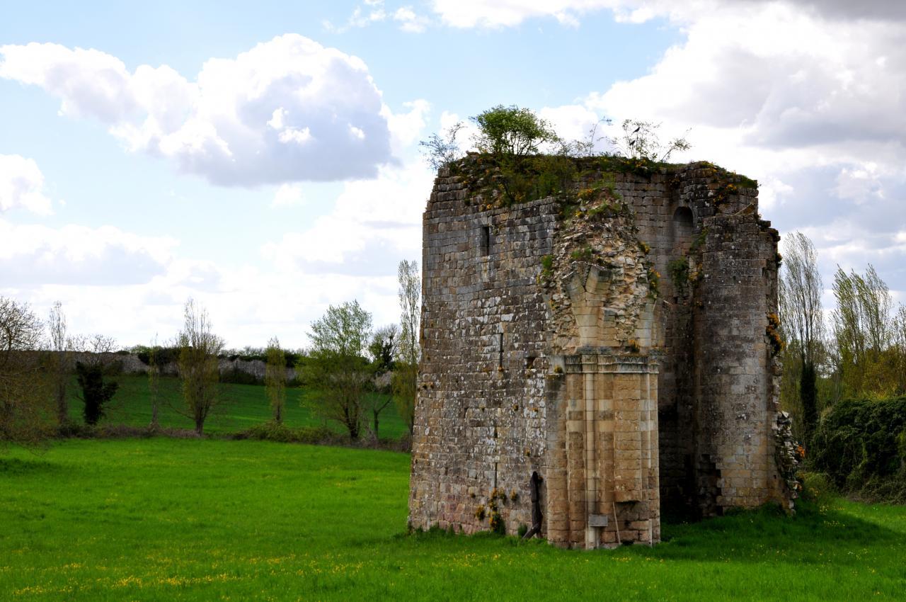 Abbaye de Tusson - Charente - Avril 2013