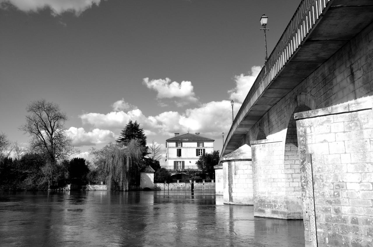 Pont de Mansle - Charente - Avril 2013