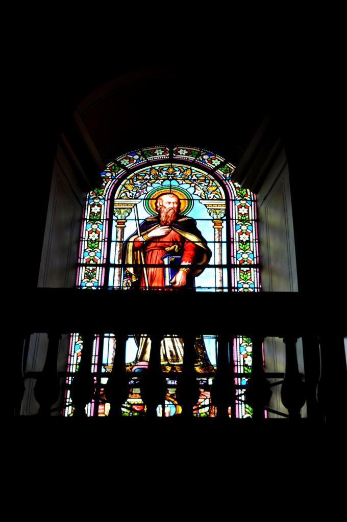 Architecture religieuse dans le bordelais - Gironde - Avril 2013