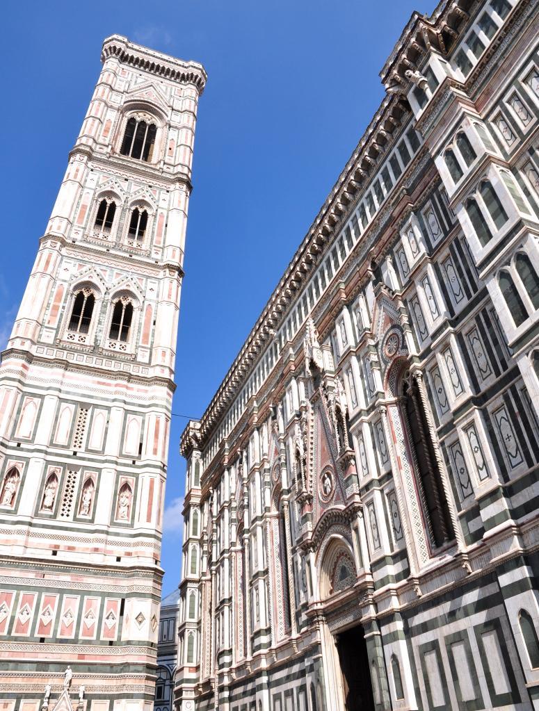 Campanile de Florence - Toscane - Juillet 2017