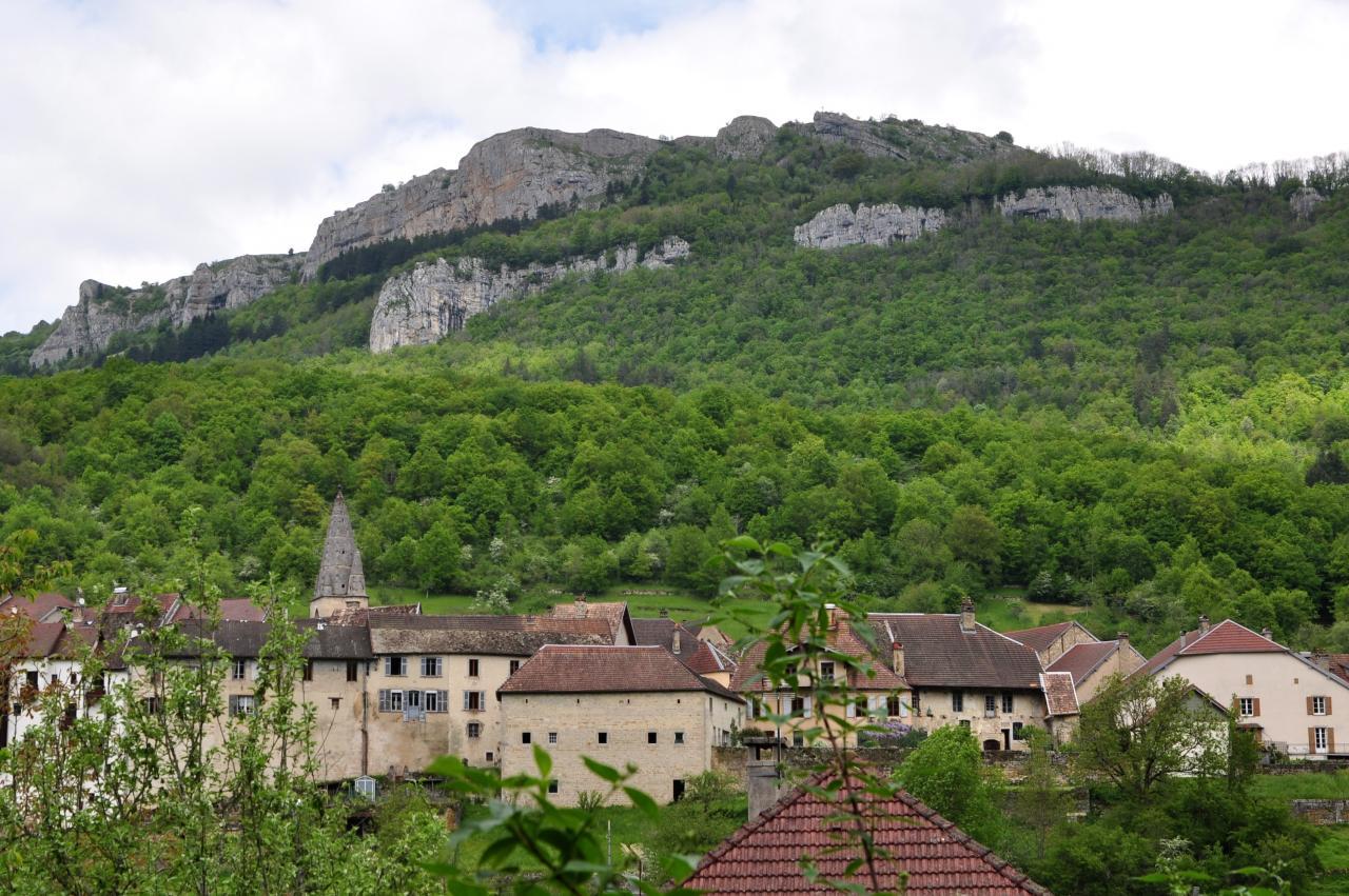 Mouthier-Haute-Pierre - Doubs - Mai 2016