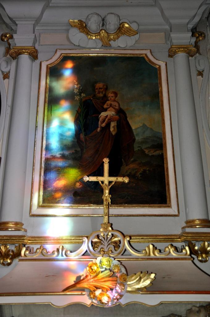 Notre Dame de l'Assomption à Saignelégier - Suisse - Février 2013