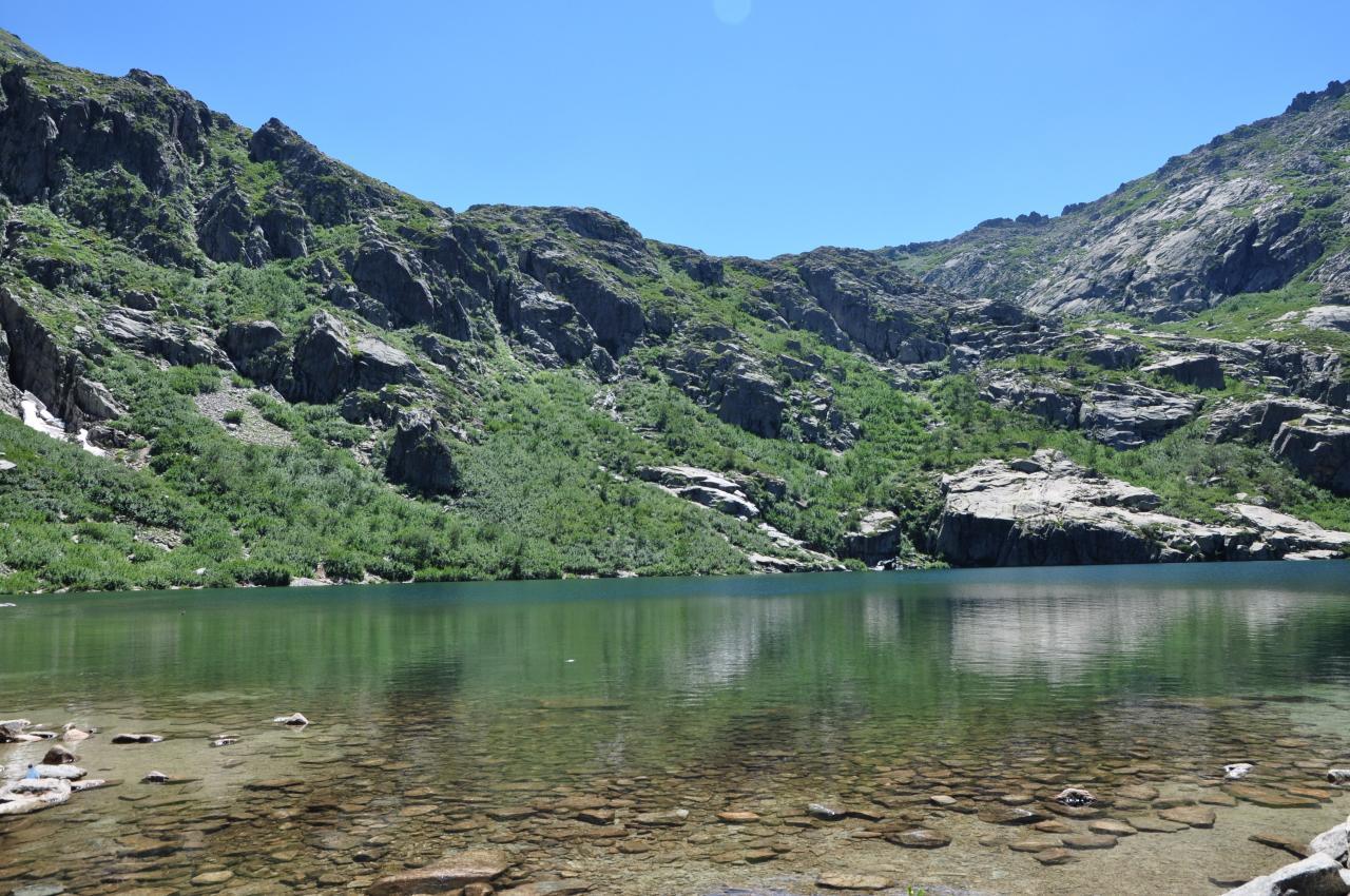 Lac de Melo - Haute Corse - Août 2013