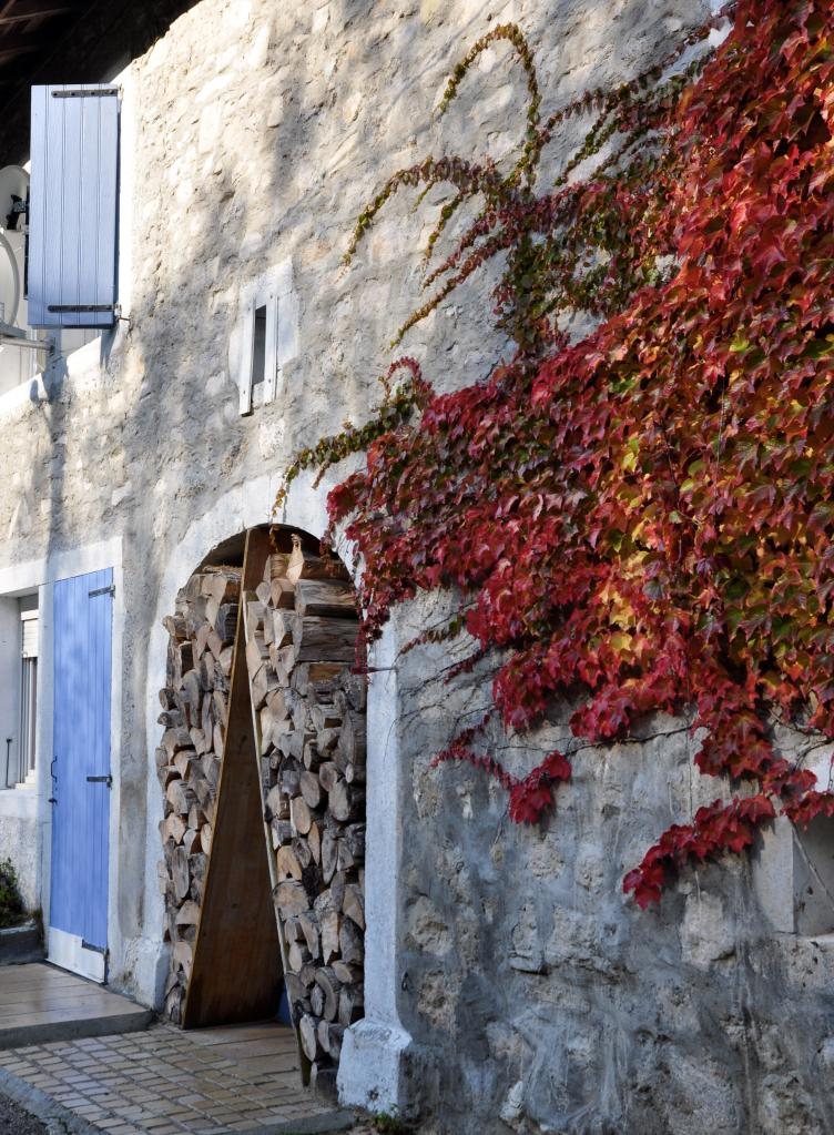 Noirecombe - Jura - Octobre 2016