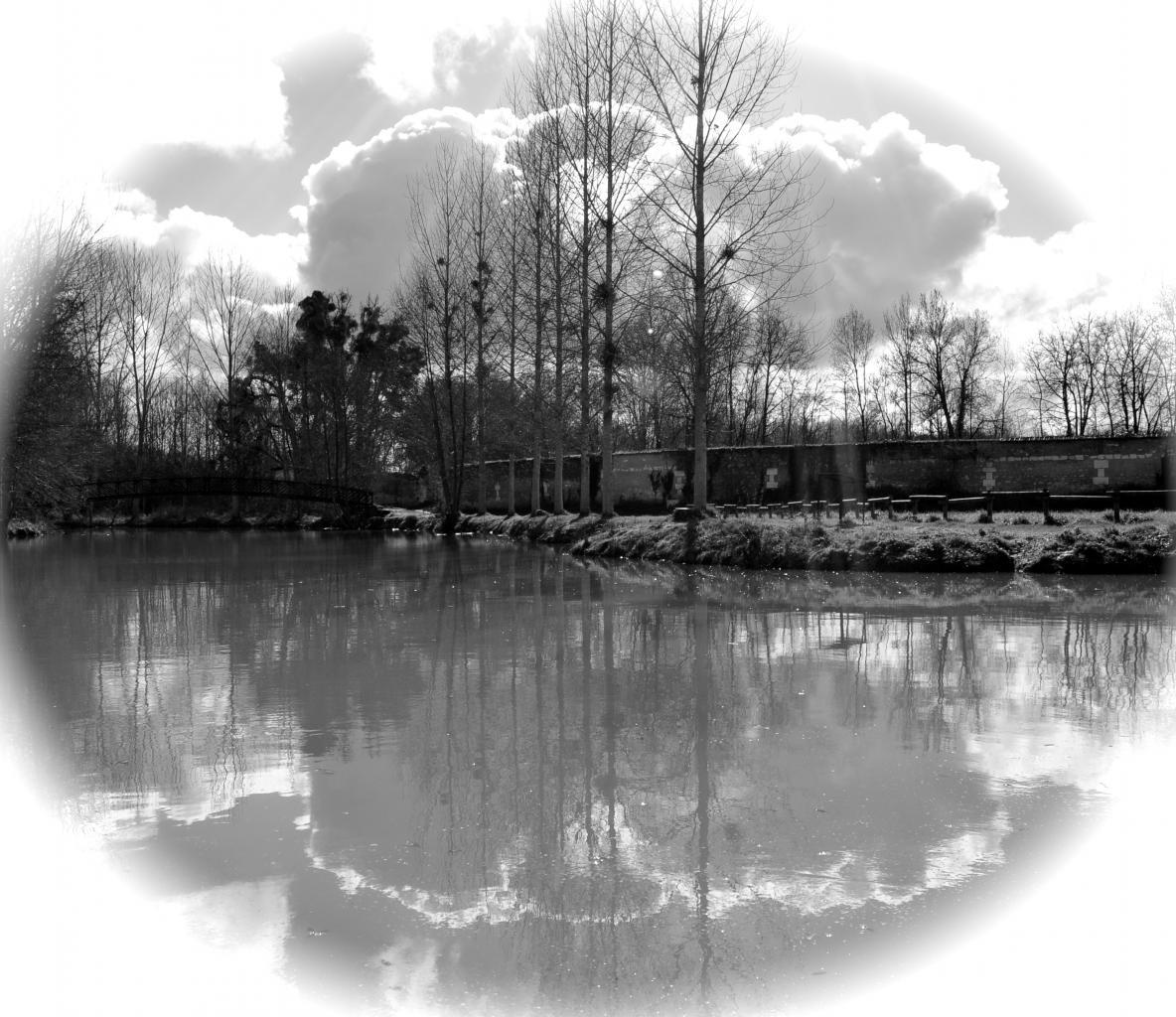 Reflets sur l'Indre - Février 2014