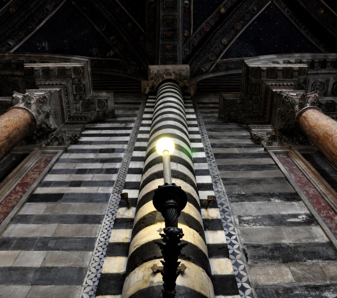 Cathédrale de Sienne - Toscane - Juillet 2017
