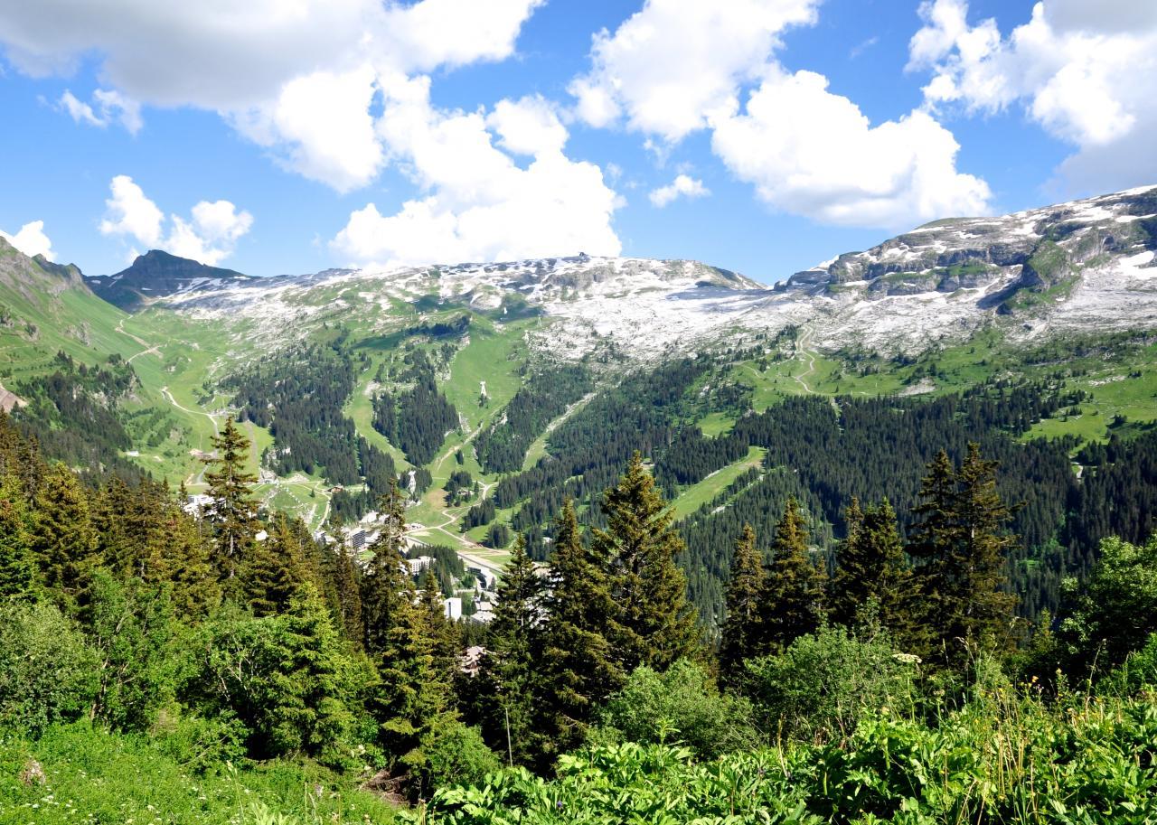 Flaine - Haute-Savoie - Juillet 2016
