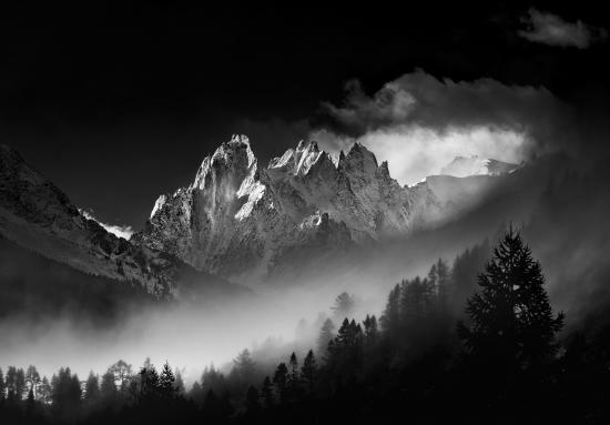 Ecrin du Mont-Blanc