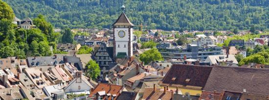 Fribourg-en-Brisgau en Allemagne