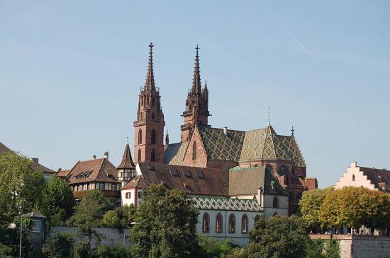 Cathédrale Münster de bâle