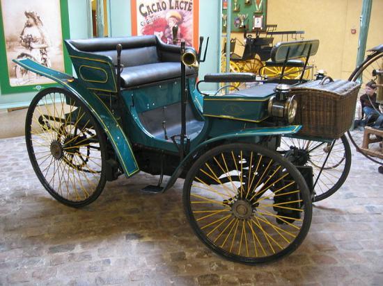 Le musée Peugeot à Sochaux