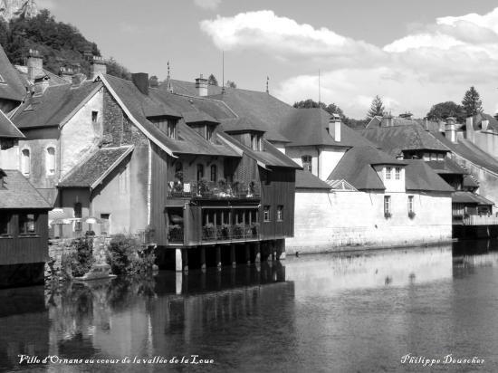 Ville d'Ornans