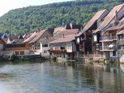 Ornans - Doubs - Juin 2008