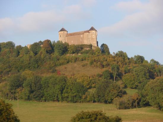 Château de Belvoir - Doubs - Octobre 2008