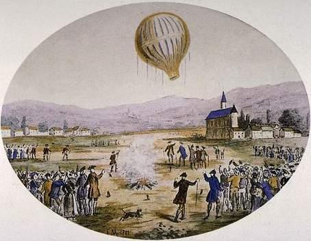 Annonay - 4 juin 1783