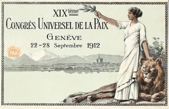 Congo!s de la Paix à Genève en Suisse