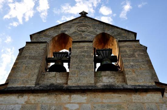 Eglise de Siran - Gironde - Avril 2013