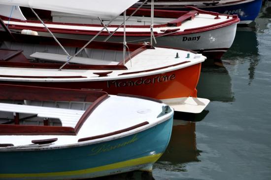 Port de plaisance d'Arcachon - Gironde - Juillet 2012