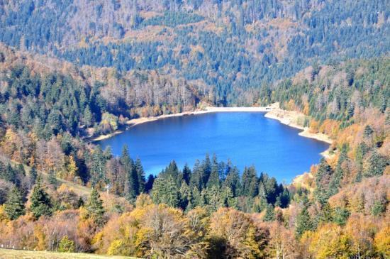Couleurs d'automne dans les Vosges - Octobre 2011