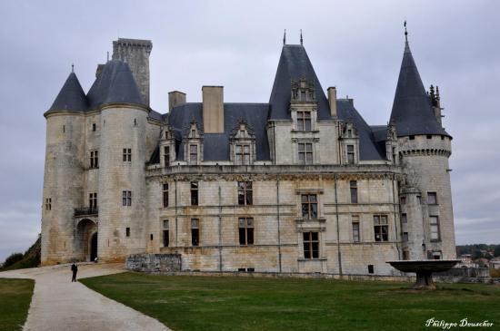 Château de La Rochefoucauld - Charente - Octobre 2010