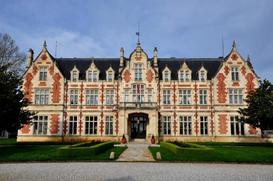 Château de Cantenac Brown - Gironde - Avril 2013