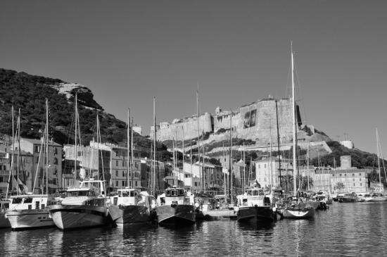 Port de Bonifacio - Corse du sud - Août 2013