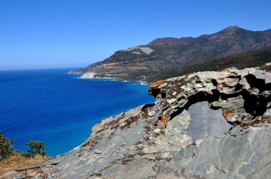Plage de Nonza - Cap corse - Haute Corse - Août 2013