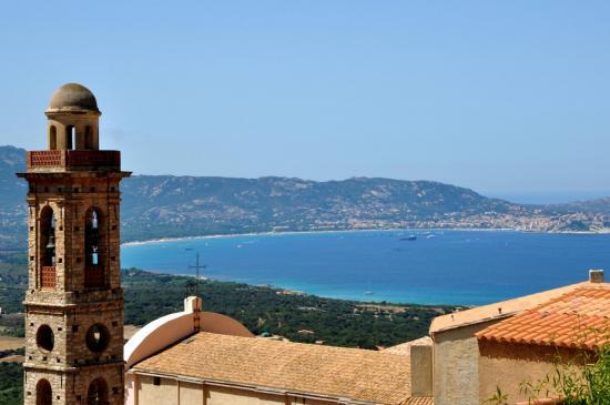 Lumio - Haute Corse - Août 2013