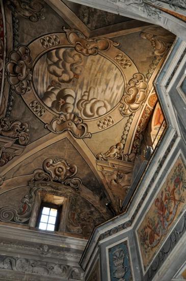 Architecture religieuse en Haute Corse - Août 2013