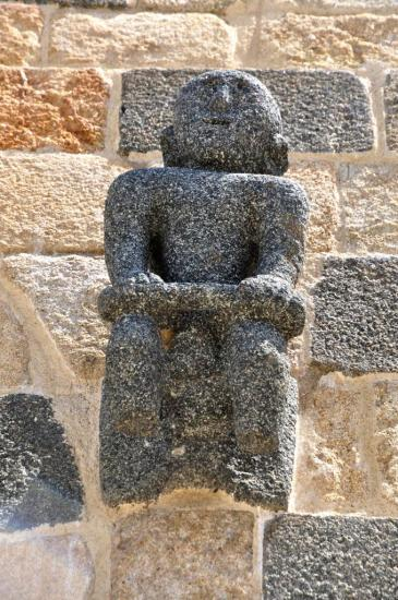 Eglise San Michele à Murato - Haute Corse - Août 2013