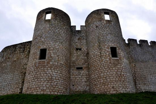 Château de Villebois La Valette - Charente - Décembre 2012