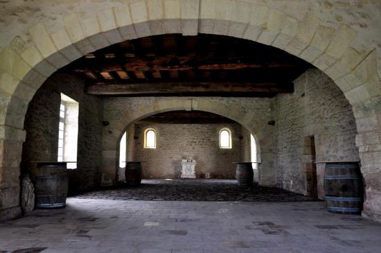 Salle au Fort Médoc - Gironde - Avril 2013