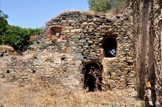 Ruine d'un couvent - Haute Corse - Août 2013