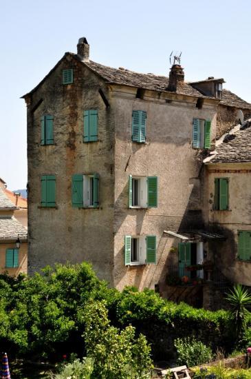 Village de Vescovato - Haute Corse - Août 2013