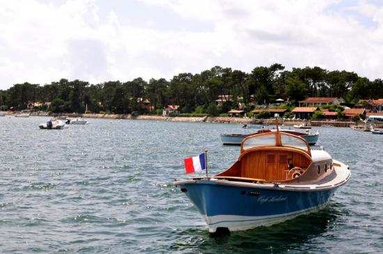 Bassin d'Arcachon - Gironde - Juillet 2012