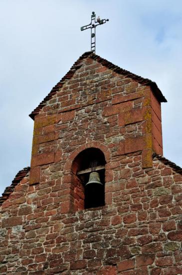 Eglise de Collonges-La-Rouge - Corrèze - Août 2013