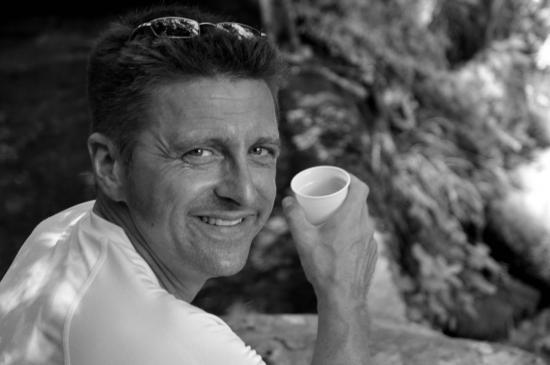 Philippe en Haute Corse - Août 2013