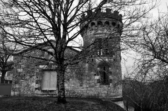 Fortifications à Torsac - Charente - Décembre 2012