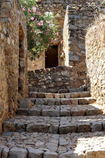 Village de caractère en Haute Corse - Août 2013