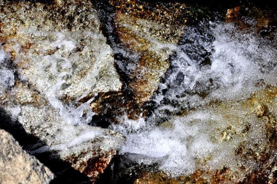 Gorges de La Restonica - Haute Corse - Août 2013