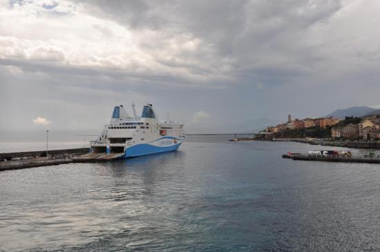 Port de Bastia - Haute Corse - Août 2013